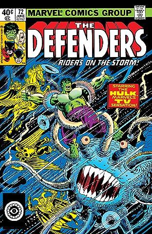 Defenders (1972-1986) No.72