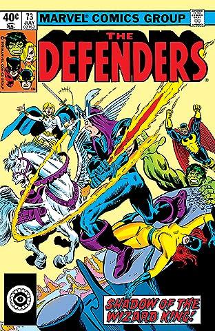 Defenders (1972-1986) No.73