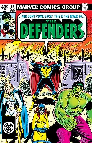 Defenders (1972-1986) No.75