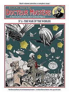 Docteur Mystère Vol. 2: The War of the Worlds