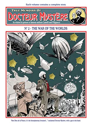 Docteur Mystère Tome 2: The War of the Worlds