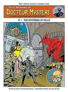 Docteur Mystère Vol. 1: The Mysteries of Milan