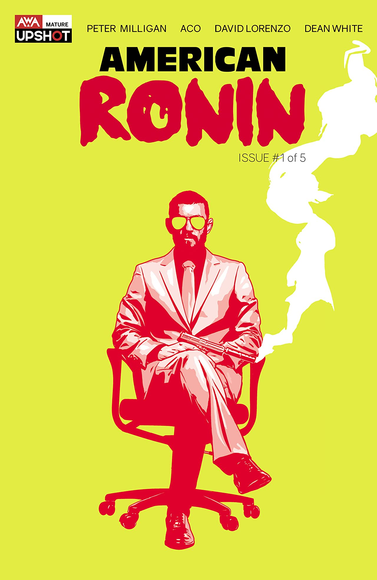 American Ronin #1 (of 5)