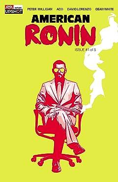 American Ronin #1 (of 5)