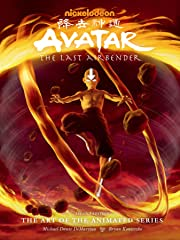 Avatar: The Last Airbender--The Art of the Animated Series (Second Edition)