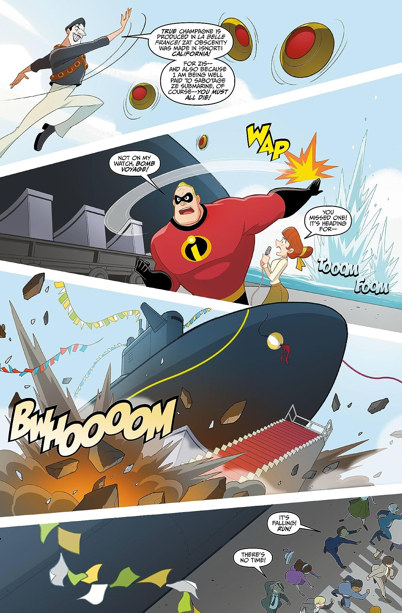 Disney•PIXAR The Incredibles 2 Library Edition