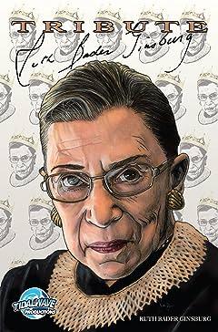 Tribute: Ruth Bader Ginsburg