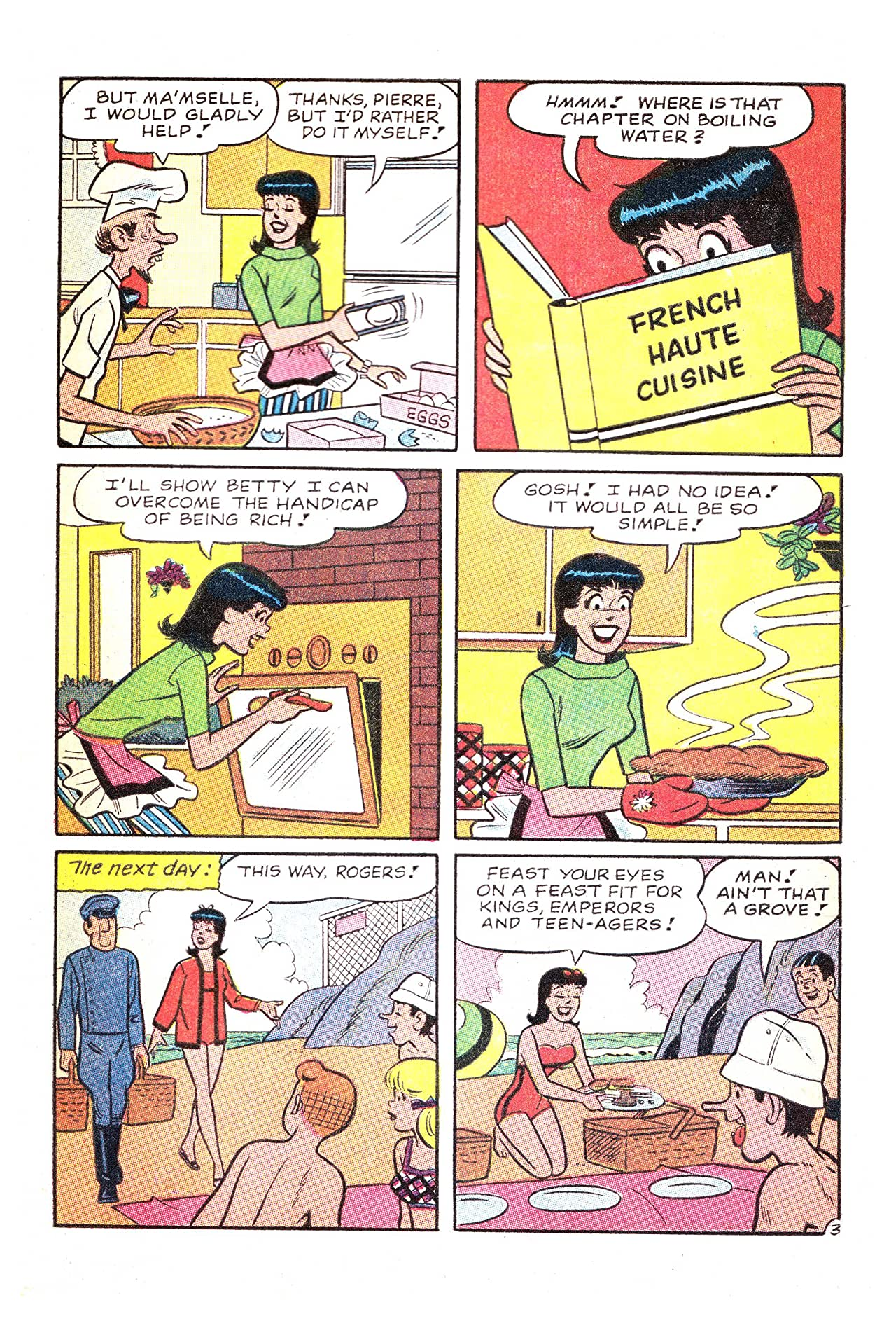 Archie's Girls Betty & Veronica #130