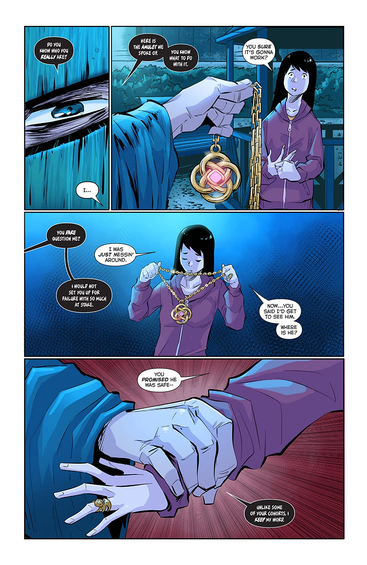 The Legacy of Mandrake the Magician #0