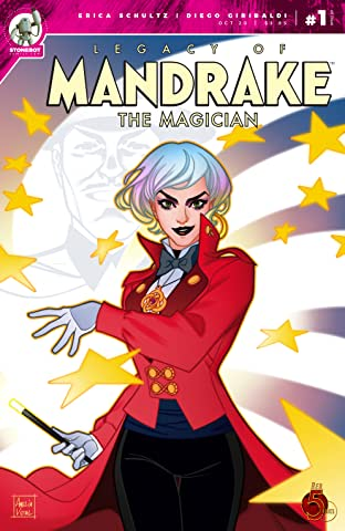 The Legacy of Mandrake the Magician #1