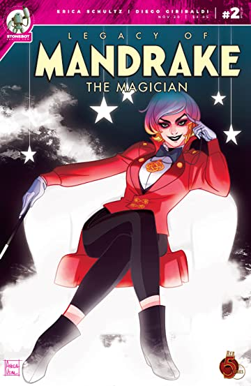 The Legacy of Mandrake the Magician #2