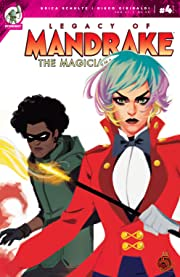 The Legacy of Mandrake the Magician #4