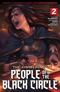 The Cimmerian #2: People of the Black Circle