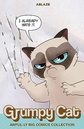 Grumpy Cat Awful-ly Big Comics Collection
