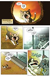 Grumpy Cat Awful-ly Big Comics Collection