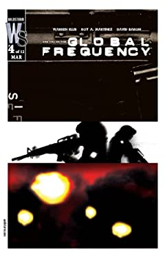 Global Frequency No.4 (sur 12)