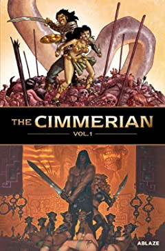 The Cimmerian Tome 1