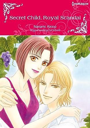 Secret Child, Royal Scandal Vol. 3: The Sherdana Royals