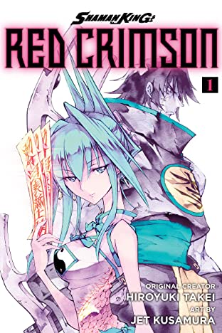 Shaman King: Red Crimson Tome 1