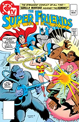 Super Friends (1976-1981) #30