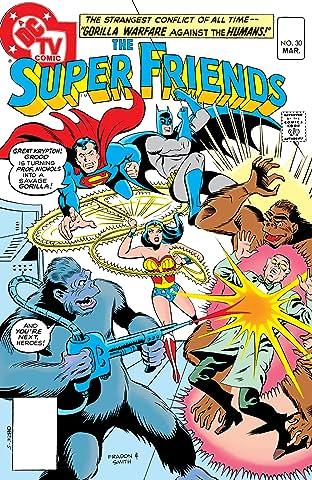 Super Friends (1976-1981) #30