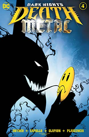 Dark Nights: Death Metal (2020-) #4