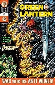 The Green Lantern Season Two (2020-) No.8