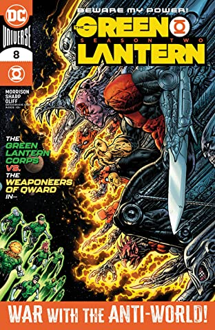 The Green Lantern Season Two (2020-) #8