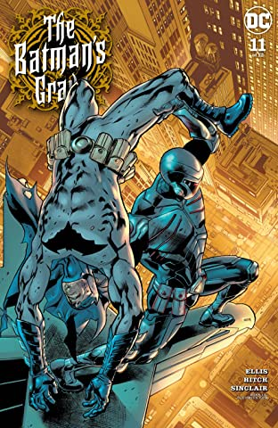 The Batman's Grave (2019-) #11