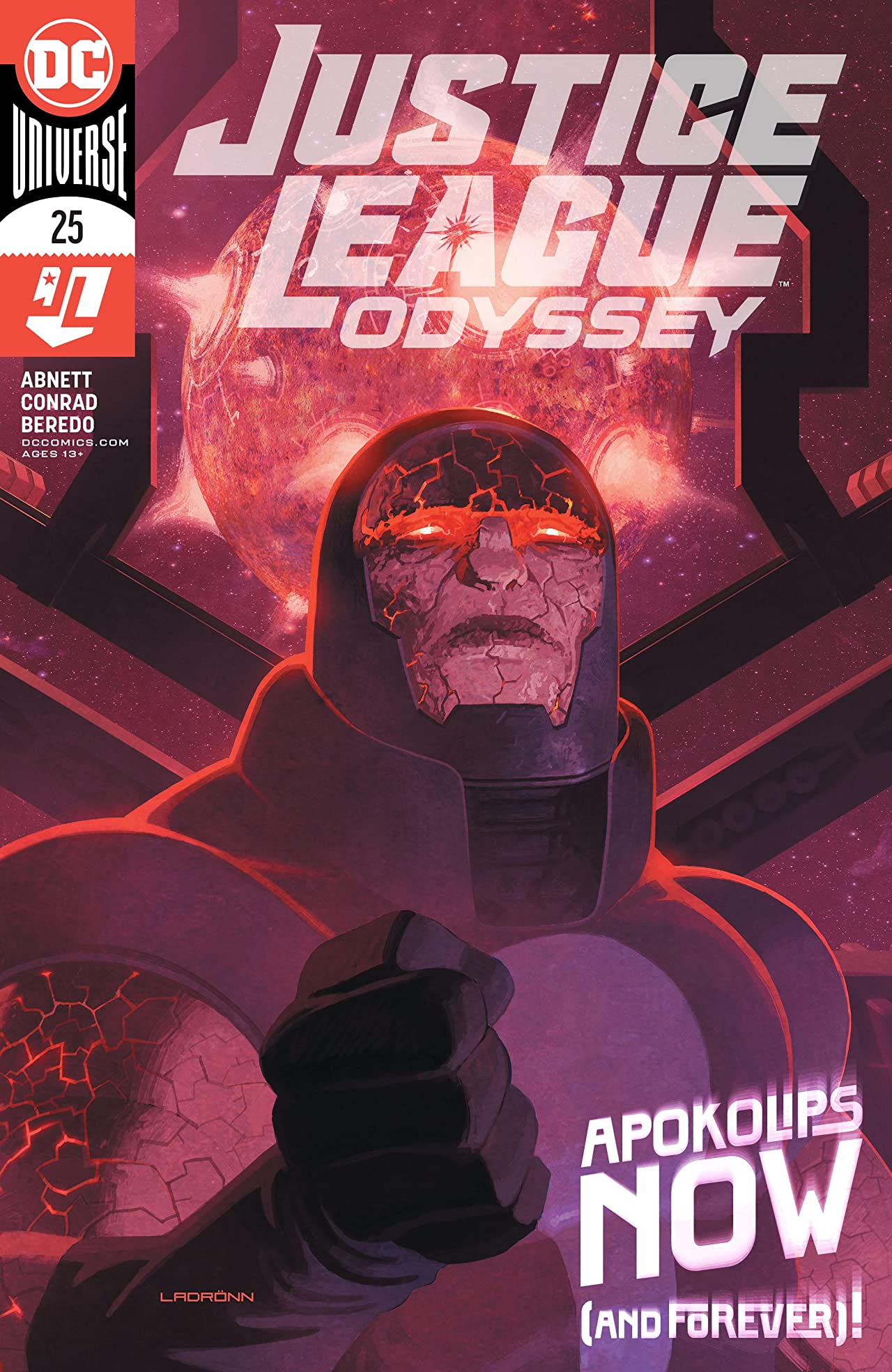 Justice League Odyssey (2018-) No.25