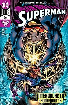 Superman (2018-) #26
