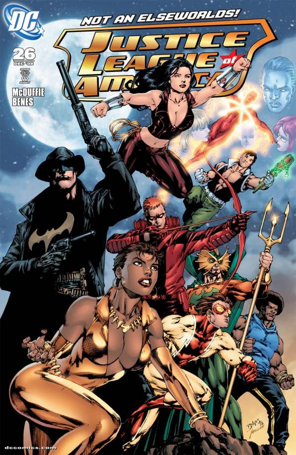 Justice League of America (2006-2011) #26