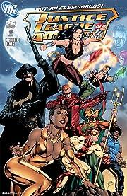 Justice League of America (2006-2011) #26