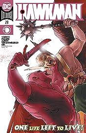 Hawkman (2018-) #28