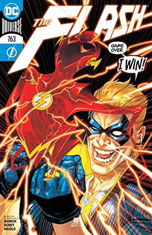 The Flash (2016-) #763
