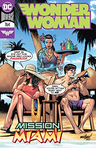 Wonder Woman (2016-) #764