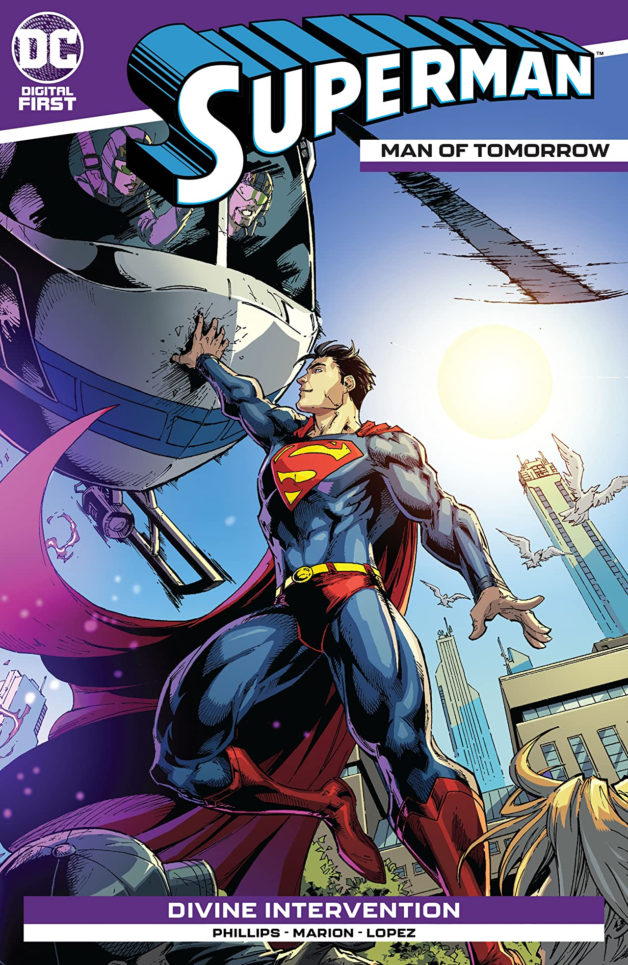 Superman: Man of Tomorrow No.17
