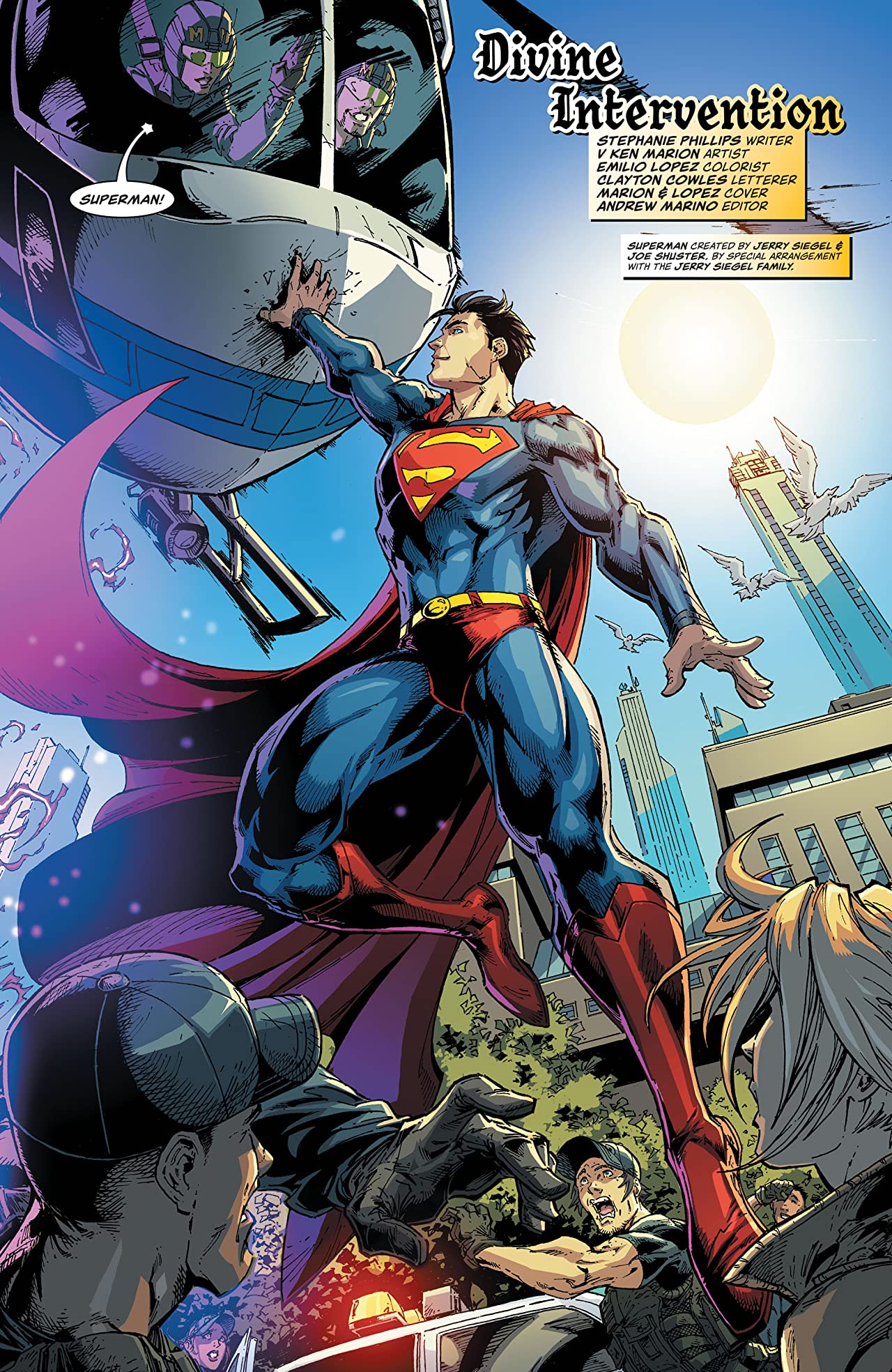Superman: Man of Tomorrow #17