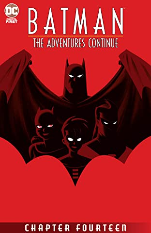 Batman: The Adventures Continue (2020-) #14