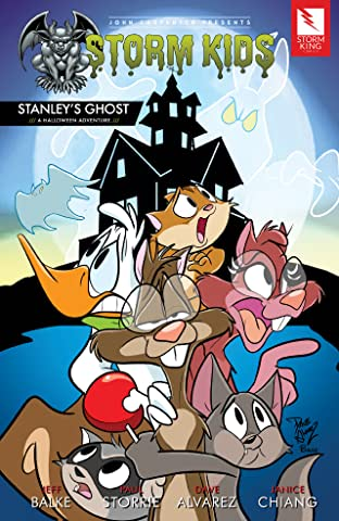John Carpenter Presents Storm Kids: STANLEY'S GHOST