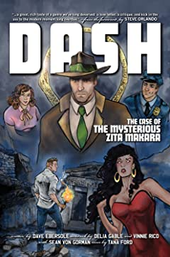 Dash Vol. 1: The Case of the Mysterious Zita Makara