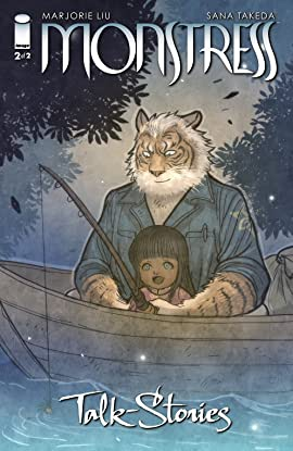 Monstress: Talk-Stories #2