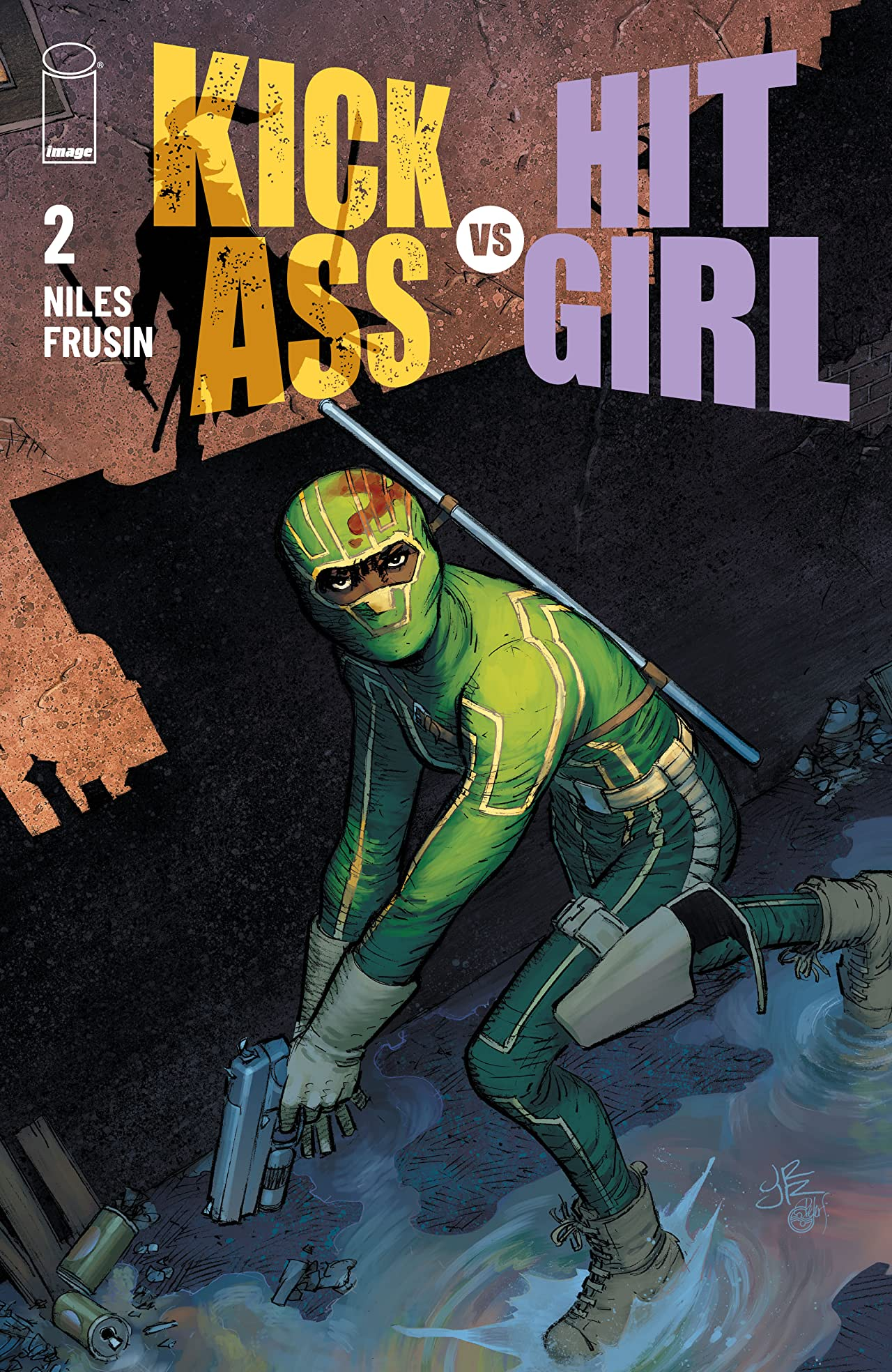 Kick-Ass Vs. Hit-Girl #2
