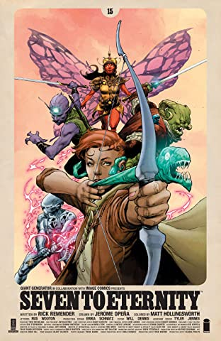 Seven to Eternity No.15