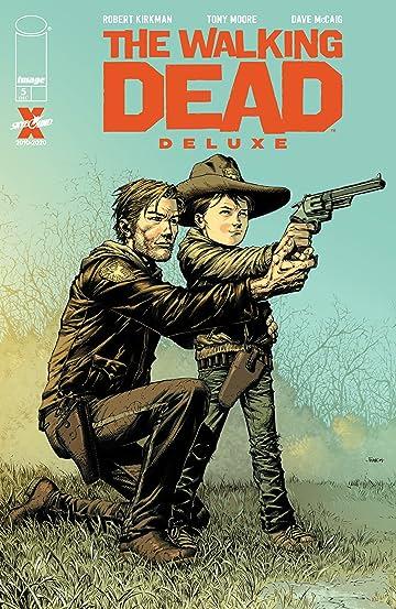 The Walking Dead Deluxe #5