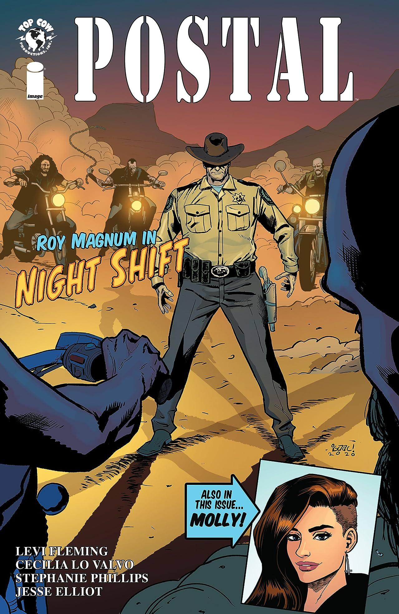 Postal: Night Shift (One-Shot) #1