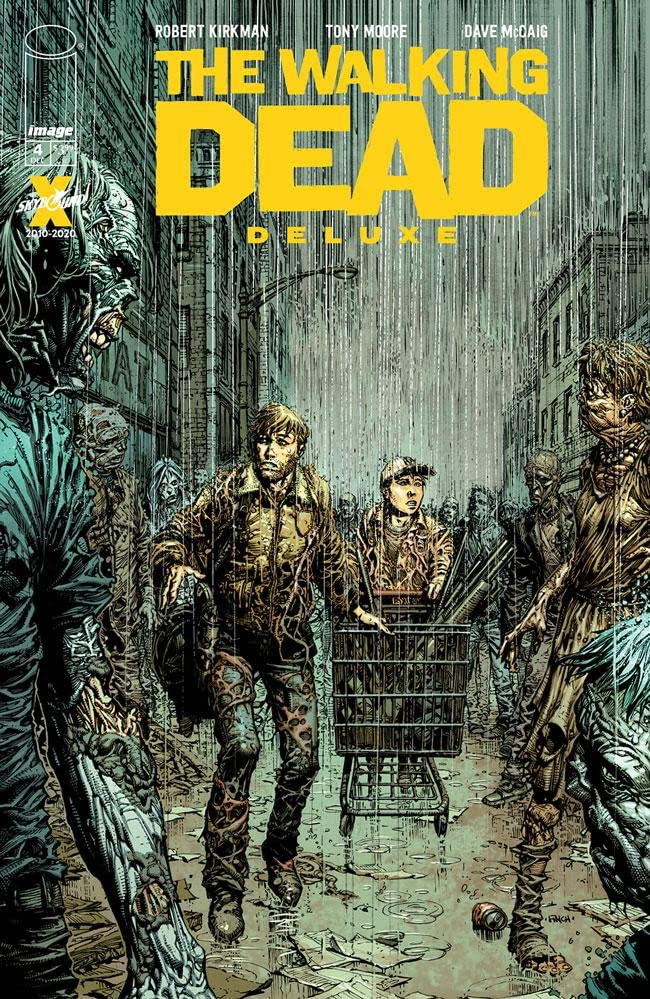 The Walking Dead Deluxe No.4