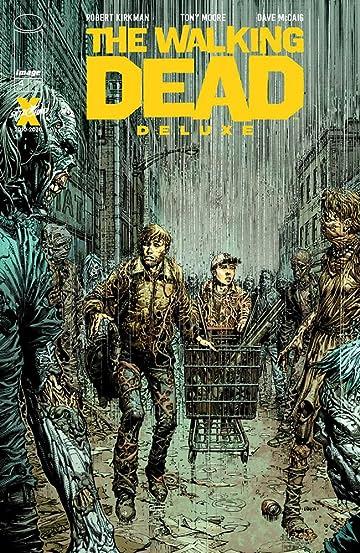 The Walking Dead Deluxe #4