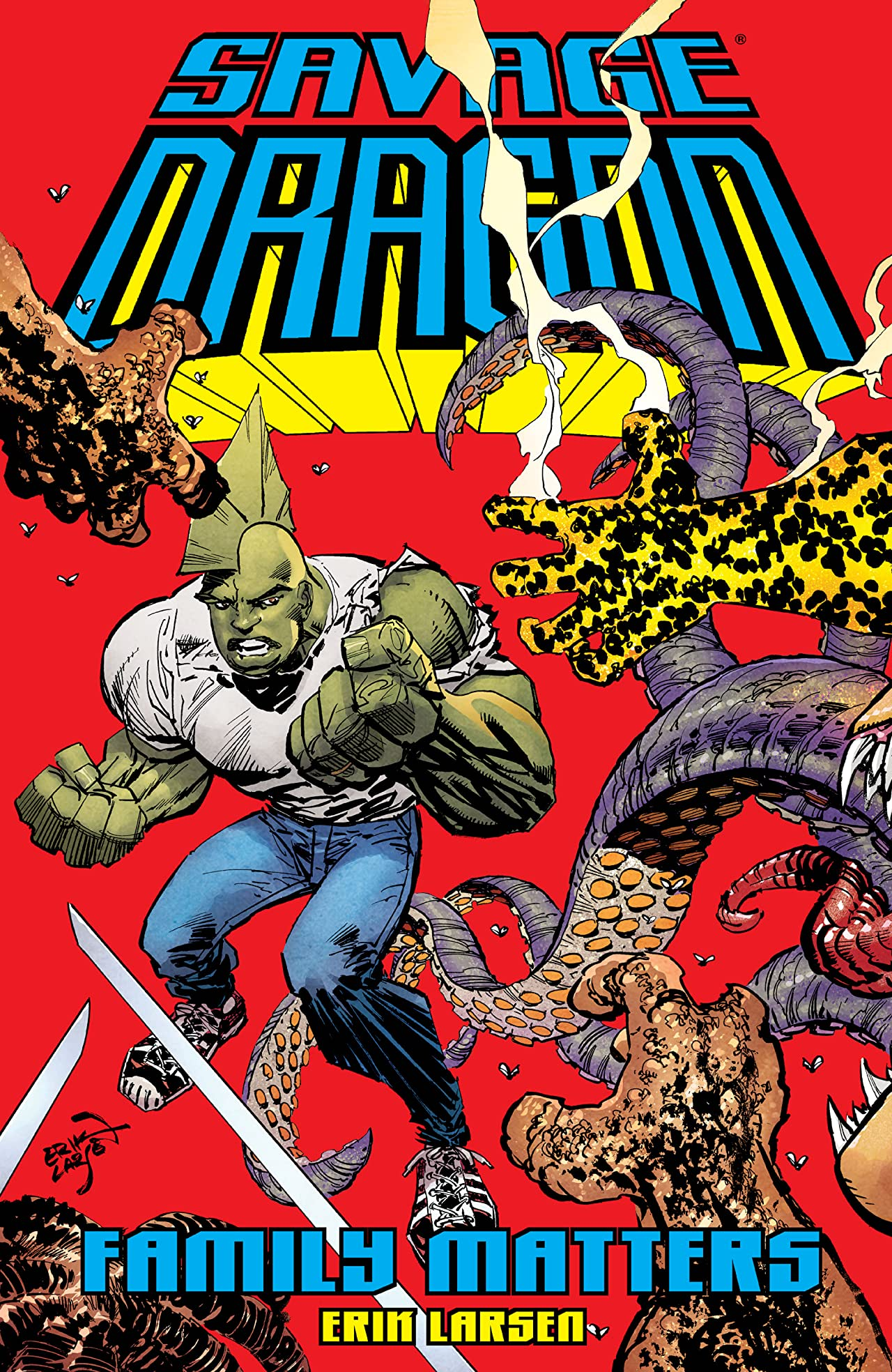 Savage Dragon: Family Matters