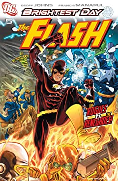 The Flash (2010-2011) #5